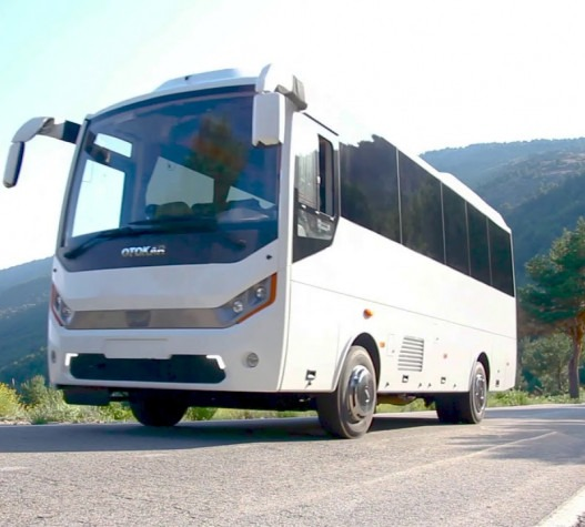 Navigo T : YOUR COMPACT MID SIZE COACH TO TOUR IN COMFORT
